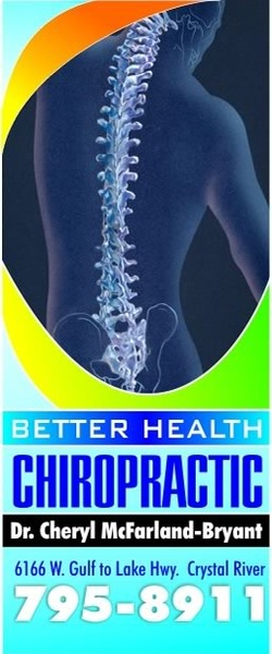 BETTER HEALTH CHIROPRACTIC PA - BETTER HEALTH CHIROPRACTIC ...